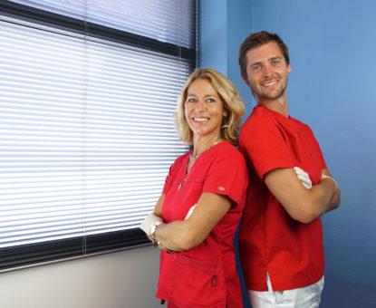 Dr Béatrice YVART & Dr Elliott YVART